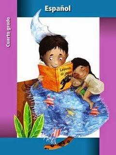 Libro de Texto Español. Cuarto grado. Ciclo escolar 2014-2015.